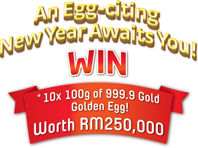An Egg-citing New Year Awaits You!